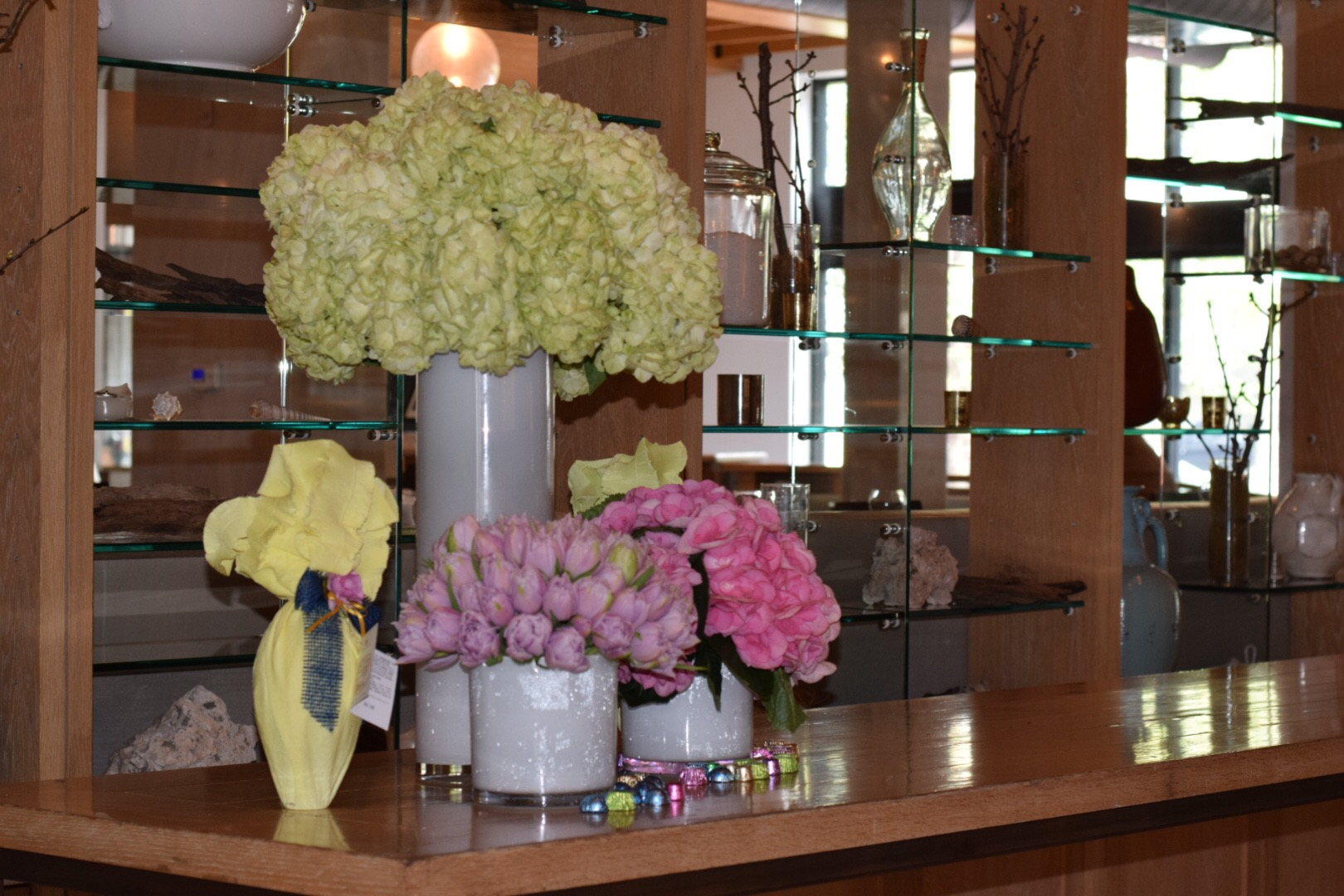Pistils and petals miami floral design and delivery easter brunch at milos miami social izmirmasajfo